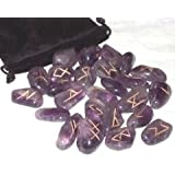 Amethyst Rune Set by New Age