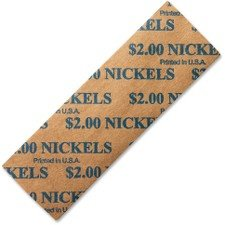 WRAPPER,COIN,FLAT,40NIKLS