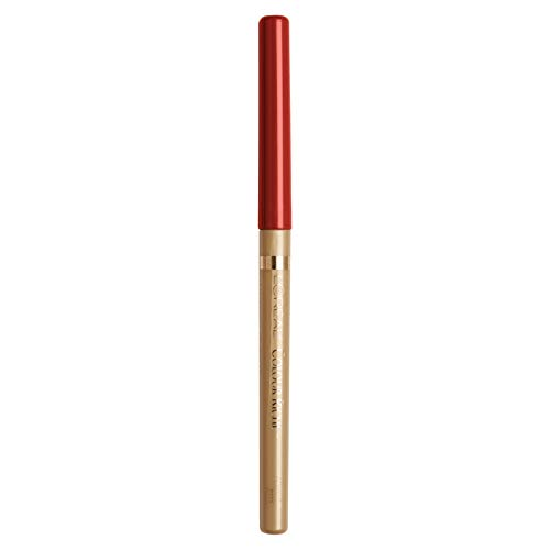 L'Oreal Colour Riche Lip Liner, Always Red, 0.007 oz (Pack of 2)
