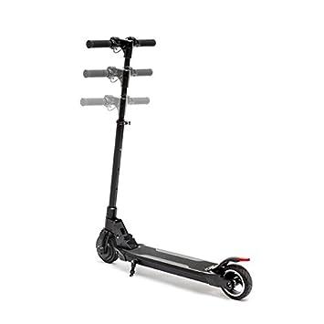 Patinete eléctrico plegable de aluminio eléctrico. Scooter monopatín eléctrico 29,4 V