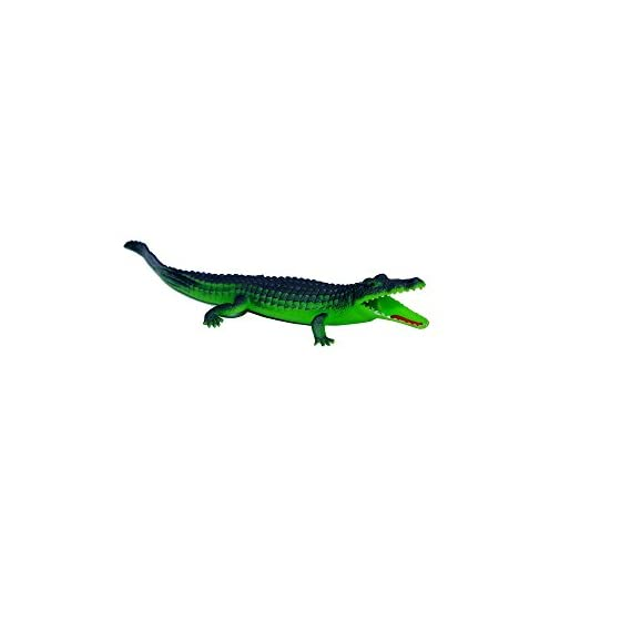 Generic Rubber Crocodile Bath Toy (Green)