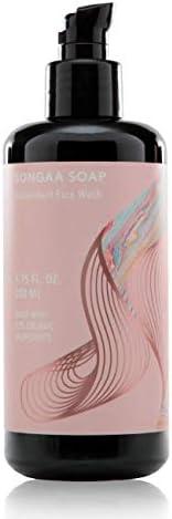 Nourishe Songaa Soap, Deep Cleansing Antioxidant Face Wash (200 ml | 6.75 fl oz)