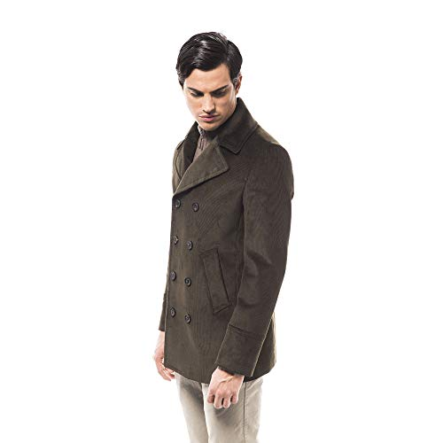 Capa Verde In Hombre Collection Trussardi Made Italy OZ0aWq