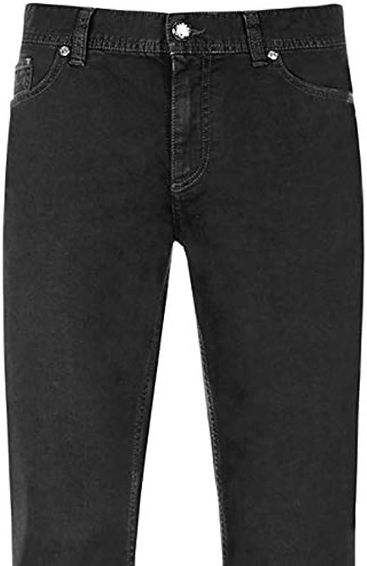 Alberto męskie dżinsy biznesowe klasy premium, długość od 30 do 36: Odzież