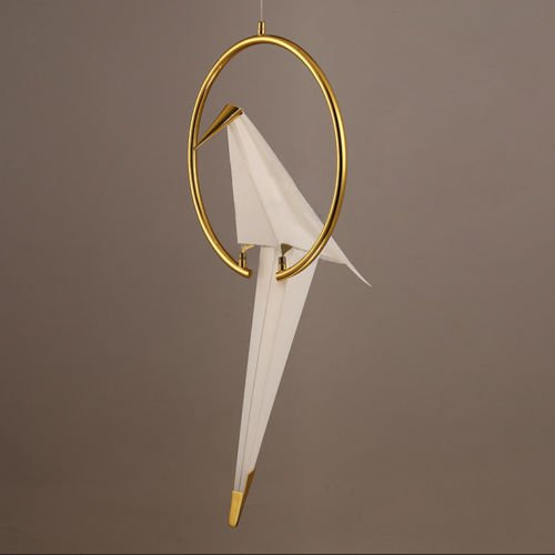 Origami Crane Led Light in US - 8