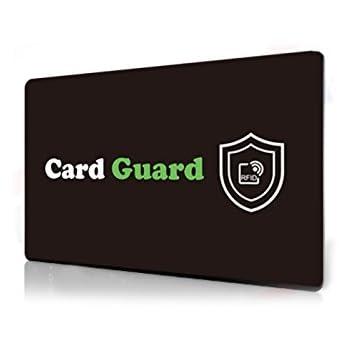 CARD GUARD AMAZON