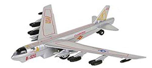 X Planes Air Force Die cast PULLBACK B-52G PLANE Vietnam B-52 Bomber 7.5