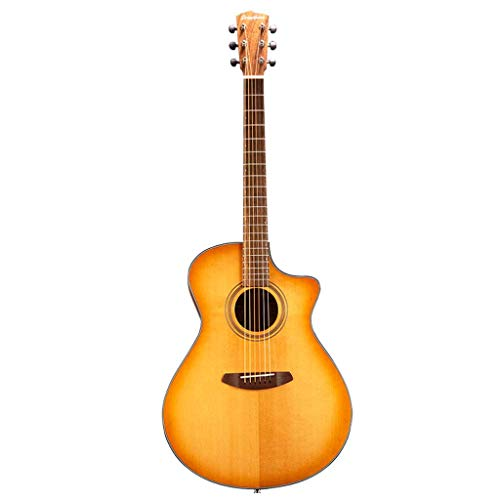 Breedlove Organic Series Signature Concerto CE All Solid Torrefied European/African Mahogany Acoustic Electric Guitar