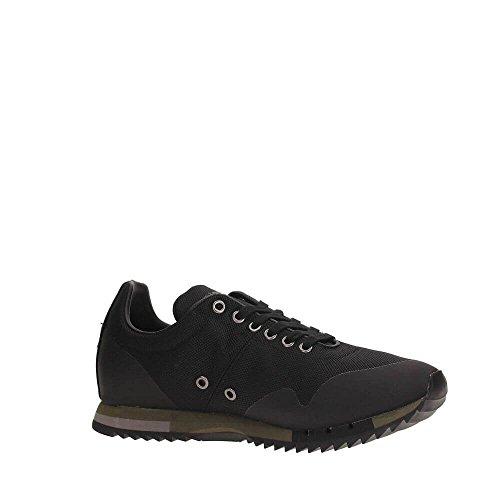 Uomo MES 45 Sneakers Blauer Nero USA 7FDETROIT01 ZqWnwZ8xT