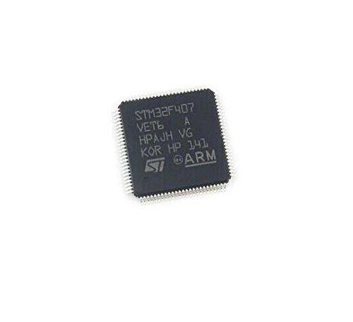 Exiron 1PCS STM32F407VET6 Microcontroller STM32 MCU Manu:STM Encapsulation:LQFP100