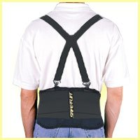 BSN Medical Customfit Occupational Back Support