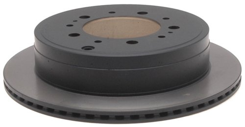 Drums Rotors Brakes Disc (Raybestos 980584 Advanced Technology Disc Brake Rotor - Drum in Hat)