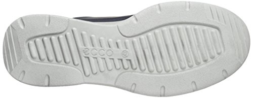Ecco Mens Irondale Retro Low Fashion Sneaker Marine / Marine