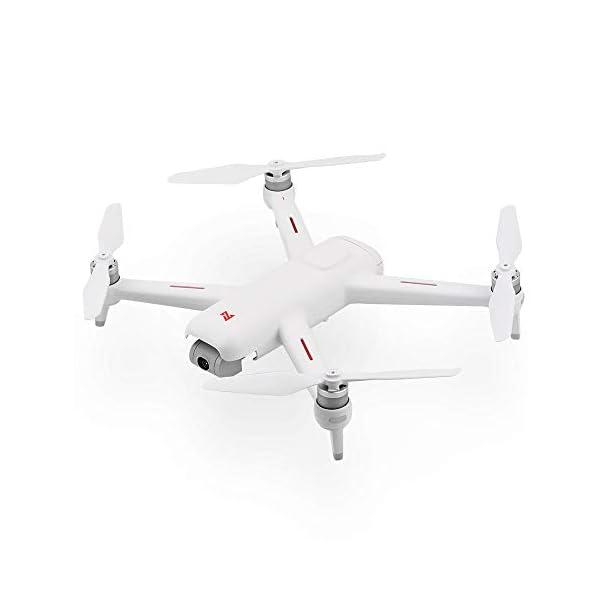 O'woda 2 Coppie FPV eliche a sgancio rapido CW e CCW Elica in plastica per Xiaomi FIMI A3 RC Quadcopter Drone Ricambi Accessori 3 spesavip