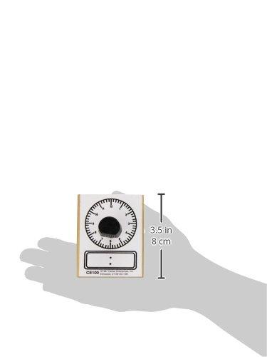 Amazon.com: Center Enterprise CE100 Digital Clock Stamps ...