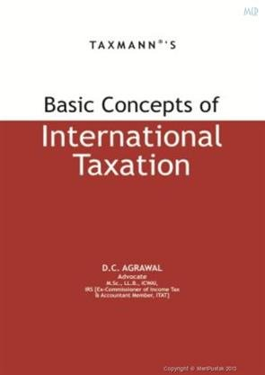 BASIC CONCEPTS OF INTERNATIONAL TAXATION pdf epub
