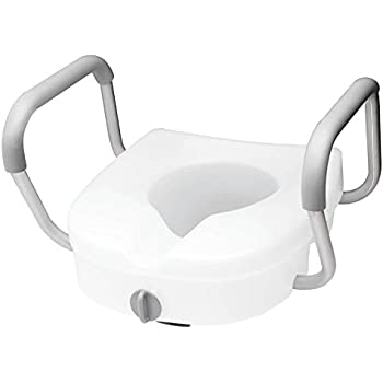 Amazon Com Ableware Elevated Toilet Seat Ets With