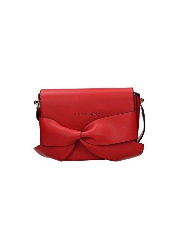 Silvian Heach Womens Benavis Womens Orange Bag Rosso