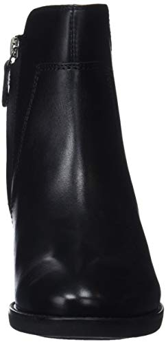 C9999 Nero Stivaletti D Geox Donna F black Felicity X0qfz