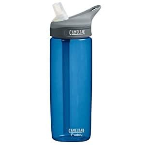 Camelbak Eddy Bottle (0.6-Liter/20-Ounce,Navy)