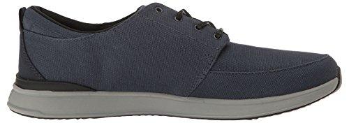 Reef Mens Rover Low Fashion Sneaker Blu / Grigio