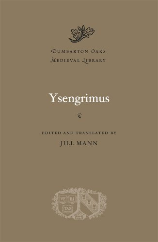Ysengrimus (Dumbarton Oaks Medieval Library)