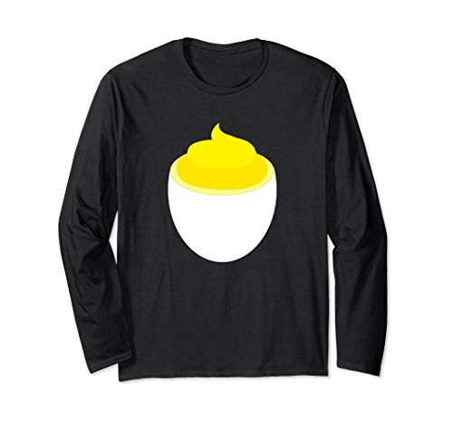 Deviled Egg Halloween Costume T-shirts -