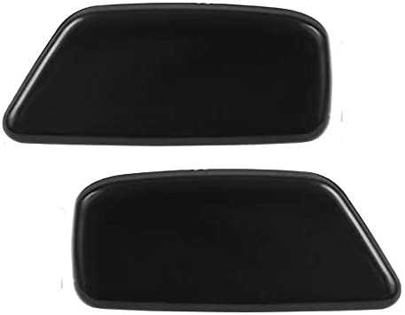 NEW SUBARU FORESTER 2009-2013 HEADLIGHT WASHER COVERS CAP SET PAIR RIGHT LEFT