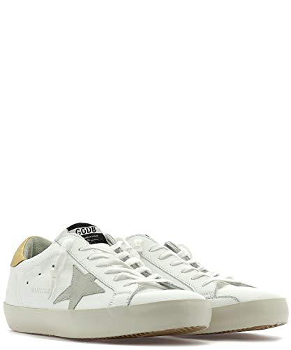 Sneakers Uomo Bianco Pelle Golden Goose G34ms590n33 5pwqXPEPx