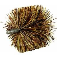 Meeco'S Red Devil 84333 4-Inch Pellet Stove Cleaning Brush