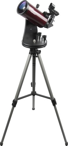 Orion StarMax 90mm Mak-Cass Telescope and Tripod - Telescope Tabletop Tripod