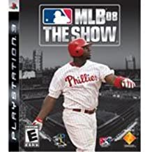 MLB 08: The Show PS3 98141