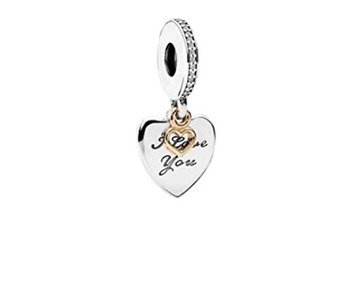 Pandora Love You Forever Charm, Clear CZ 792042CZ by PANDORA (Image #3)
