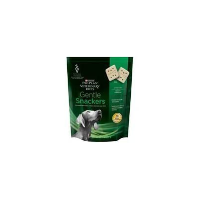 Purina Pro Plan Veterinary Diets Gentle Snackers Hydrolyzed Dog Treats, 8 oz bag (Case of 8 bags) by Purina Pro Plan Veterinary Diets