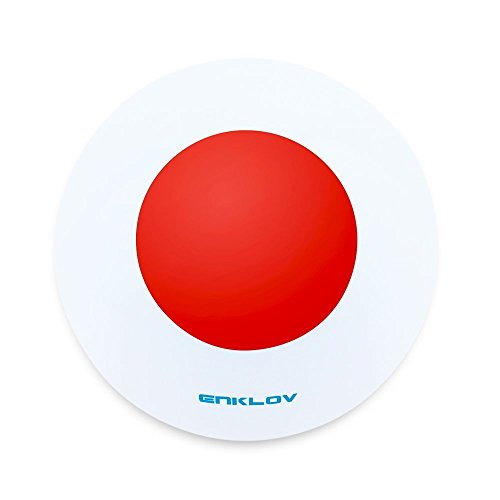 ENKLOV Wireless Strobe Siren for W10 W20 K5 Home Alarm System Kit