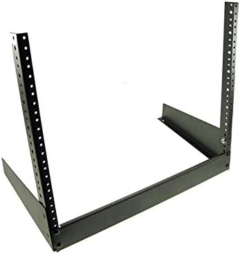 With Rack Screws Made in the USA Procraft 5U 9 Deep Equipment Rack 5 Space