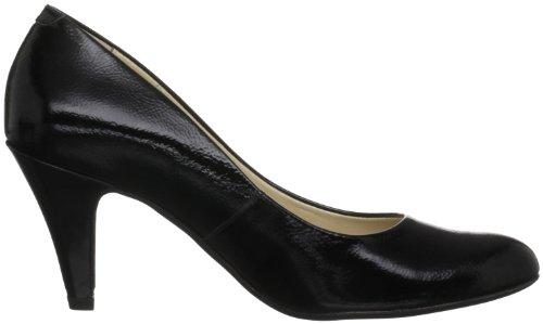 Van Dal Holt - zapatos de vestir de cuero mujer negro - negro