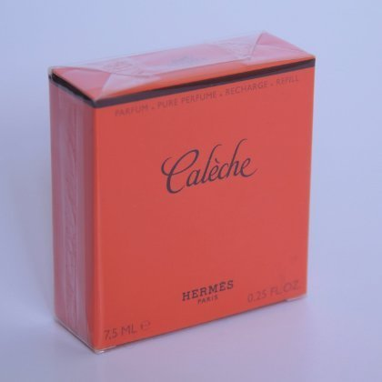 Hermes CALECHE Pure Perfume Recharge Refill 7,5 ml / 0.25 (0.25 Ounce Pure Perfume)