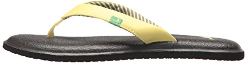 Women Pear Yoga Sanuk Chakra Yellow 8dxEdqIn