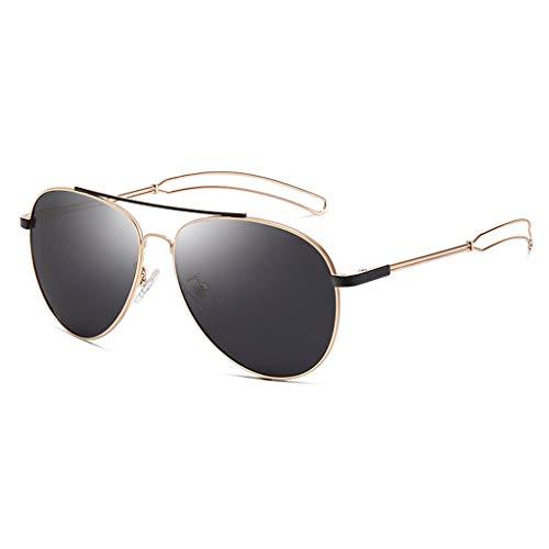 Femme de E Lunettes Soleil de de Miroir Des Conduite de soleil lunettes E Couleur polarisées métallisées Sport Mode PaxXRqtw