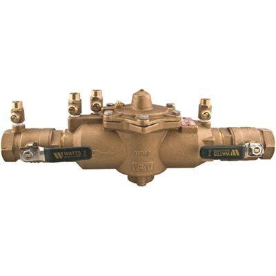 WATTS 0391004 1'' Female LF009M2-QT Reduced Pressure Zone Assembly
