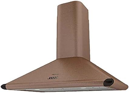 Mepamsa Perla pro - 90cm - Campana (Canalizado/Recirculación, 890 m³/h, 71 Db, Montado en pared, Halógeno, Cobre): Amazon.es: Grandes electrodomésticos