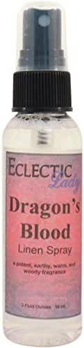 Dragon's Blood Linen Spray, 2 ounces