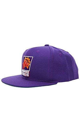 Mitchell & Ness Phoenix Suns Wool Solid Snapback, OS -