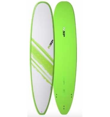 Surf 8 2 Longboard Element NSP, verde: Amazon.es: Deportes y aire libre