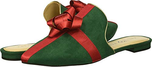 Katy Perry Women's The Stephanie Loafer Flat, Green, 7.5 M Medium US