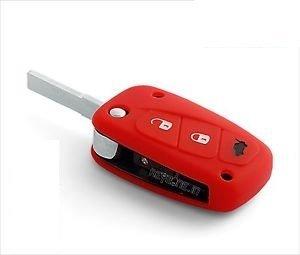 Funda de silicona para llave de coche Fiat Punto, Brava ...