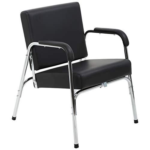 New Modern Fashion Auto Recline Black Shampoo Chair Barber Spa Beauty Salon (Recline Shampoo Chair)
