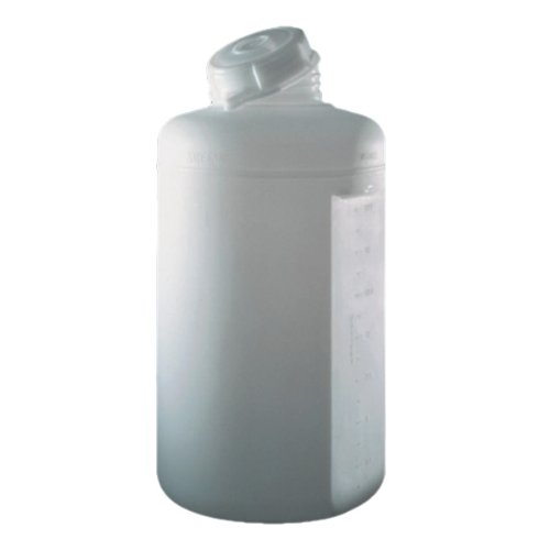 Nalgene 2650-0030 Polypropylene Closed-Dome Bio Tank, Round, 115L Capacity, 16-1/2'' OD x 32'' Height by Nalgene