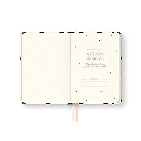 Charuca AGM04 - Agenda, color topos: Amazon.es: Oficina y ...
